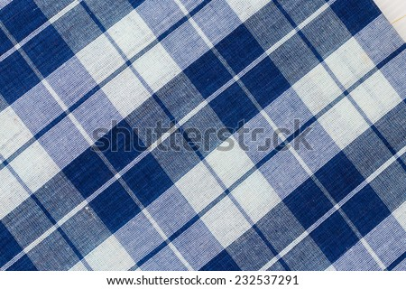 Abstract texture of Thailand textile - stock photo