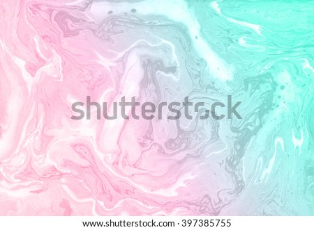 Abstract texture. Pastel colours. Marble. - stock photo