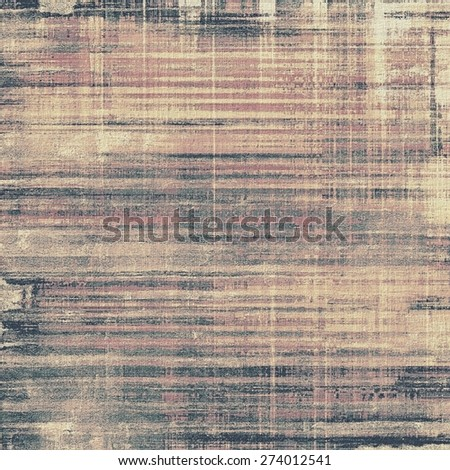 Abstract textured background designed in grunge style. With different color patterns: brown; gray; purple (violet); black - stock photo