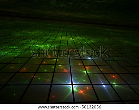 abstract tile - stock photo