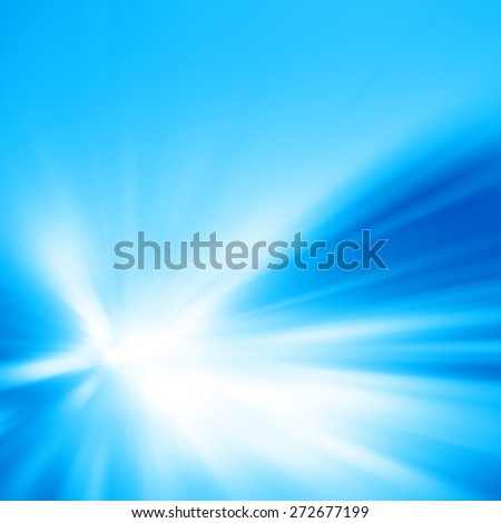 Abstract toned image of high speed on the road. - stock photo