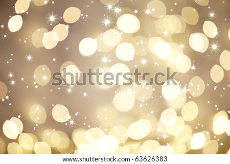 abstract twinkle christmas background - stock photo