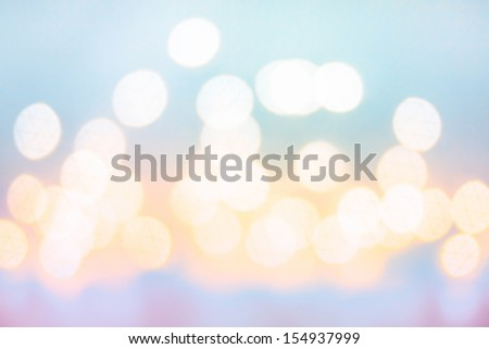 Abstract twinkling bokeh Background of defocussed golden lights with sparkles. Christmas, New Year, disco party. Vintage background. Christmas background. - stock photo