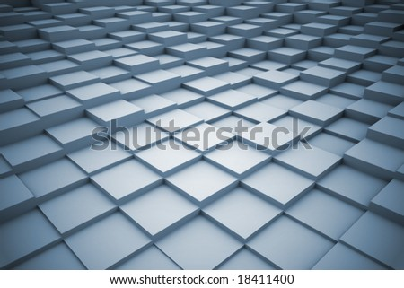 abstract urban background - stock photo