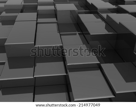 Abstract urban background (close-up)