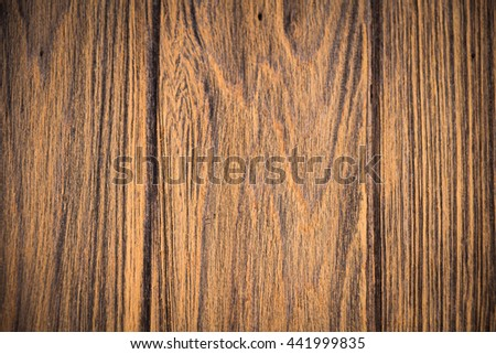 Abstract Vinage style wooden planks backgrond.