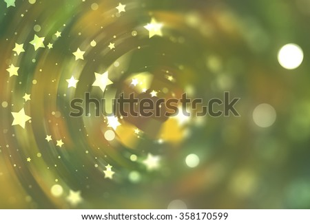 abstract vintage background with scintillating circles and gloss