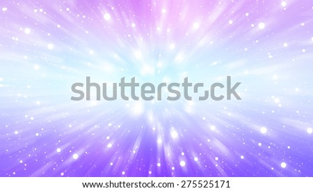 abstract violet background. explosion star. - stock photo