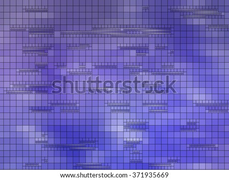 abstract violet background. horizontal lines and strips.