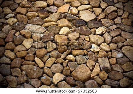 abstract wall rock texture background - stock photo