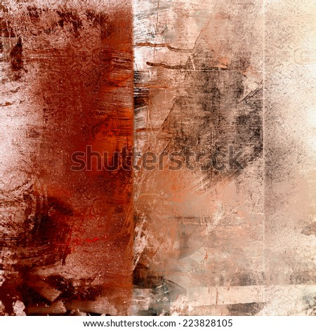 abstract wall textured background - stock photo