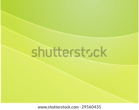 Abstract wallpaper design with smooth curves of color gradients