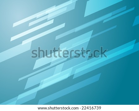 Abstract wallpaper illustration of geometric dynamic shapes - stock photo