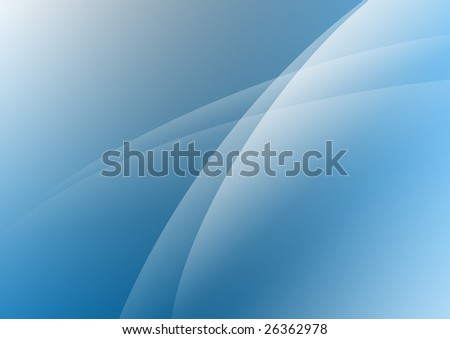 Abstract wallpaper of  blue tones - stock photo