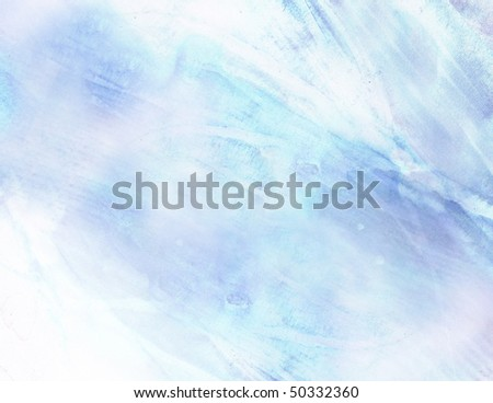 abstract watercolor background.  Art is created and painted by myself. - stock photo