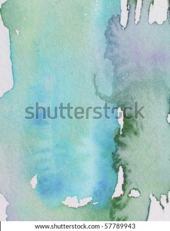 abstract watercolor background design design