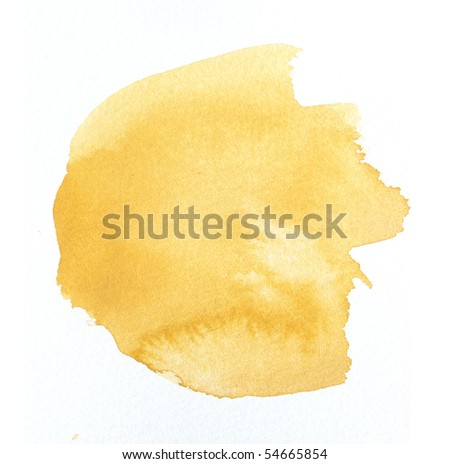 abstract watercolor background design wash - stock photo