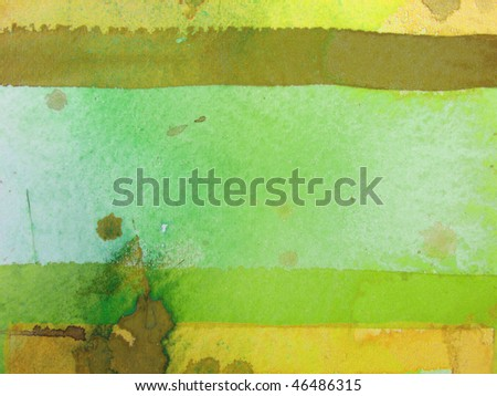 abstract watercolor background stripes