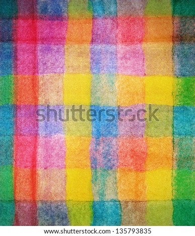 Abstract watercolor background texture - stock photo