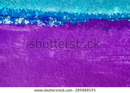 abstract watercolor macro texture background. Colorful handmade technique aquarelle. - stock photo