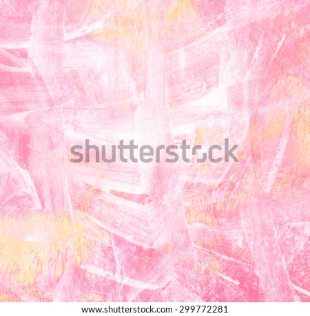 Abstract watercolor painting. Bright background
