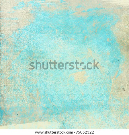 Abstract watercolor paper background - stock photo