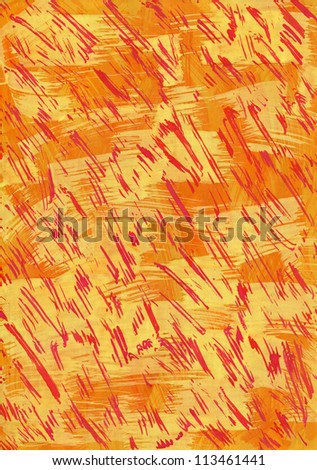 Abstract watercolor pattern and background - stock photo