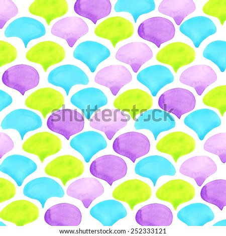 abstract watercolor scales texture background. Abstract art. Abstract artistic Background.  Watercolor abstract art. Abstract texture paper. modern abstract art design - stock photo