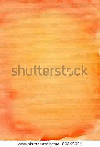 Abstract watercolor texture. - stock photo