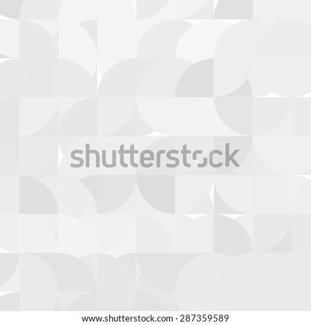 abstract white background - stock photo