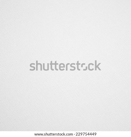 abstract white cloth texture background, part of bag - stock photo
