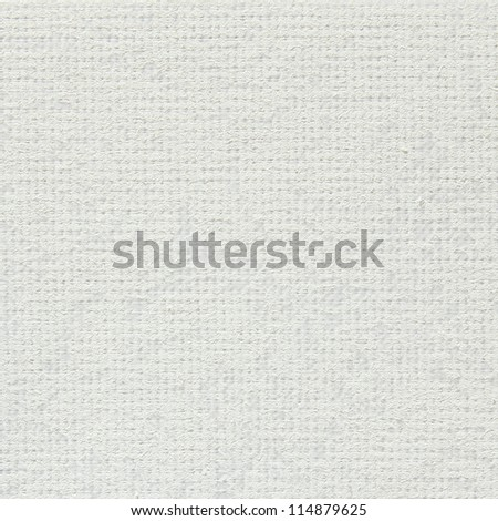 abstract white fabric texture background - stock photo