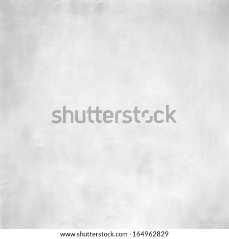 abstract white grey background or texture - stock photo