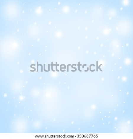 Abstract winter background with snow texture