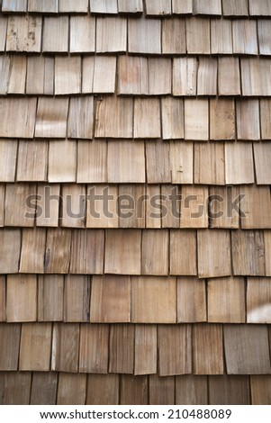 Abstract wooden pattern background as texture
