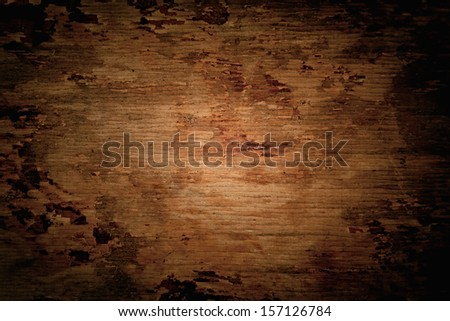 Abstract wooden surface