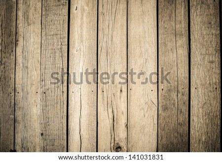 abstract wooden wall - stock photo
