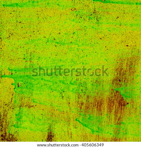 abstract yellow background texture of an old concrete wall