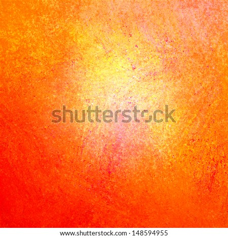 abstract yellow background warm gold elegant color, light marbled grunge background texture, black border, orange yellow website template background, orange halloween or autumn graphic art, hot fiery - stock photo
