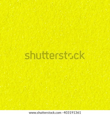 Abstract yellow glitter background. Seamless square texture.