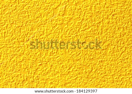 Abstract Yellow Gold Color Background Faint Stock Photo (Royalty ...
