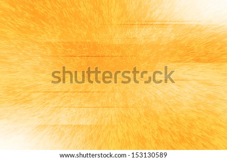 abstract yellow lines background - stock photo