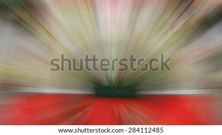 abstract  zoom divide color red black background