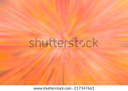 abstract zoom motion background