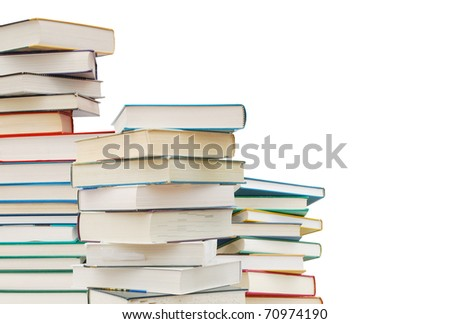 Abstracting on textbook piles