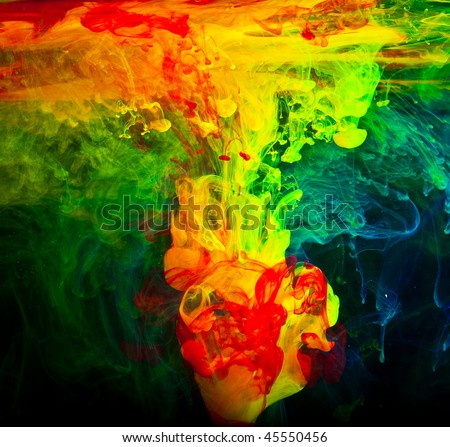 Abstraction - stock photo