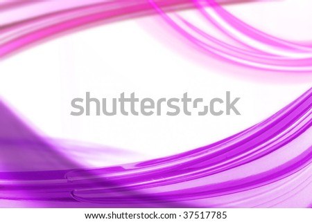 abstraction background from purple and pink strips - stock photo