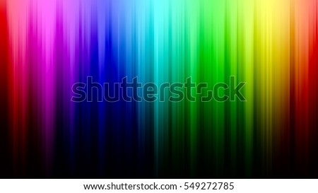 Abstraction background the colors of the rainbow