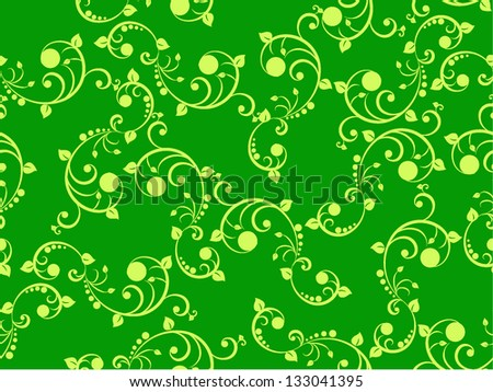 abstraction beautiful decorative wallpapers background. raster copy of vector file