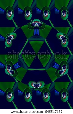 abstraction in color with a variety of geometric figures, text, background, design, wrapping paper, textile